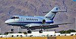 N422CS 1988 Raytheon Hawker BAE 125-800A s-n 258110 (25655534793).jpg