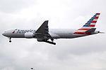 N783AN Boeing 777 American (14705430351).jpg