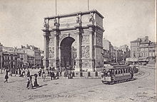 Place jules guesde wikip dia for Porte 4 marseille