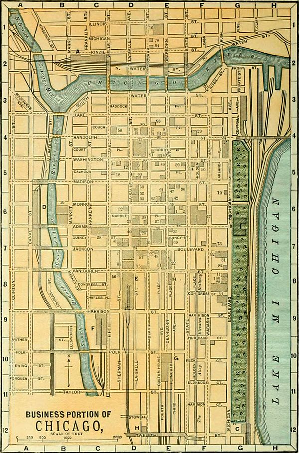 NIE 1905 Chicago - map of business district.jpg