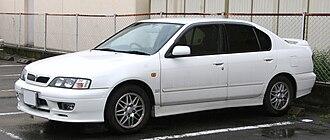 Nissan Primera - Nissan Primera Camino in Japan