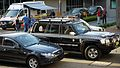 NSW Police Force Falcon XT unmarked ^ PORS 'Delta' Nissan Patrol - Flickr - Highway Patrol Images.jpg