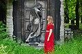 Na cmentarzu prawosławnym w Sosnowcu - panoramio.jpg
