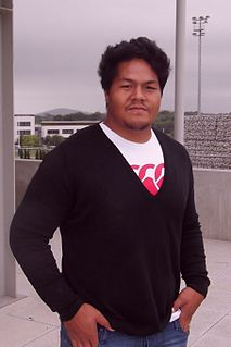 Naama Leleimalefaga Rugby player