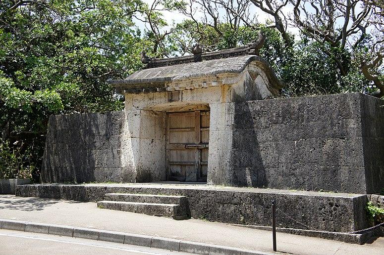 Naha Shuri Castle04bs3200