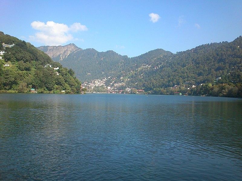 File:Naini lake.jpg