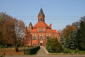 Nakło Śląskie - The Church