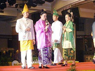 Banjar people - Image: Nanang Galuh Banjar