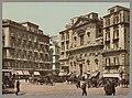 Naples, Italy. Piazza of St. Ferdinando Church LOC ppmsca.52662.jpg