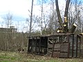Narrow Gauge Railroad Vasilevsky peat enterprise 2005 (31787412740).jpg