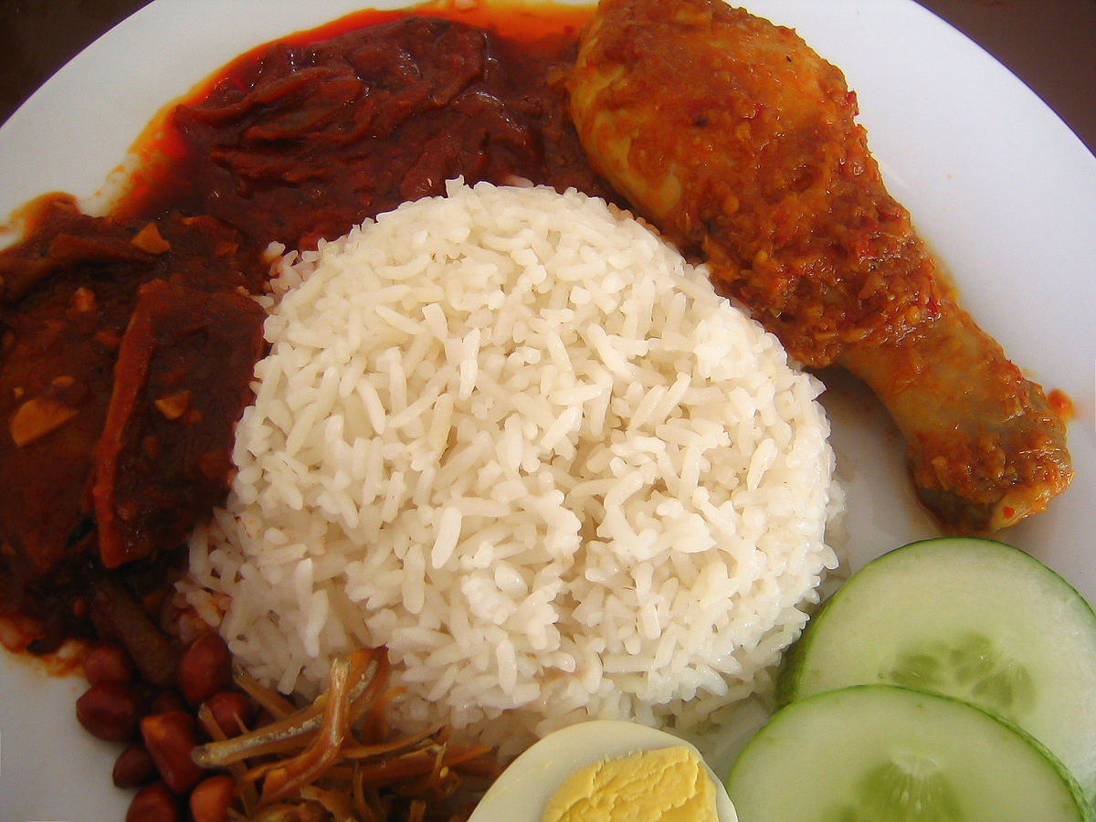 Malay cuisine wikipedia for Authentic malaysian cuisine