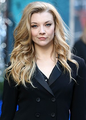 Margaery Tyrell - Natalie Dormer plays the role of Margaery Tyrell in the television series.