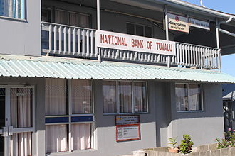National Bank of Tuvalu - Image: National Bank of Tuvalu