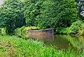 National Trust barge moored on Godalming Navigation - geograph.org.uk - 1418290.jpg