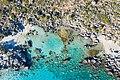 Natural swimming pools among rocks near Paralia Kedrodasos on Crete, Greece.jpg