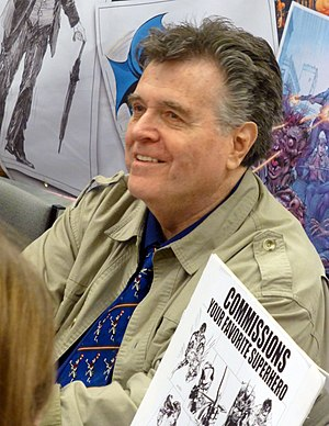 Neal Adams - Neal Adams in 2015.