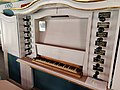 Neermoor, Reformierte Kirche, Orgel (05).jpg