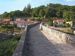 Portor, municipality of Negreira. Galicia