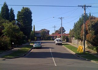fictional cul-de-sac in which the characters of the Australian soap opera Neighbours live