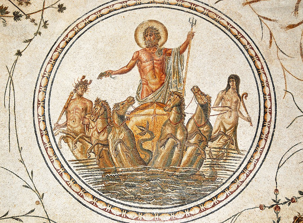 Neptune and the Four Seasons Bardo