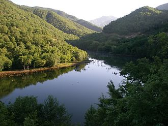 Nestos river outside the city of Xanthi Nestos river.jpg