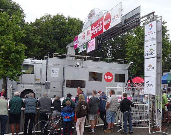 Neufchâteau - Tour de Wallonie, étape 3, 28 juillet 2014, arrivée (C25).JPG