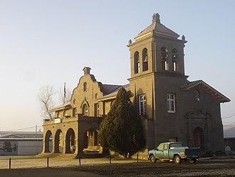 Nevada–California–Oregon Railway - General Office Building