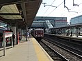 New Haven Line train at Stamford station, May 2013.JPG
