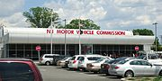 New Jersey Motor Vehicle Commission in Rahway