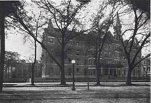 Dillard University - New Orleans College, c. 1920.