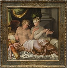 Eros and Psyche
