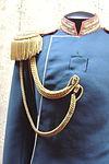 Nicholas II's coronation uniform (1896, Kremlin museum) by shakko 02.jpg