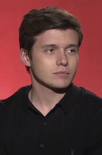 Nick Robinson (American actor) - Robinson promoting Love, Simon in 2018