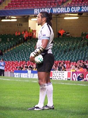Il fijiano Nicky Little.