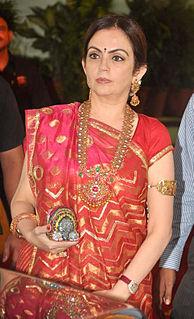 Nita Ambani Indian Philanthropist