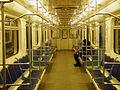Nizhny Novgorod. In Underground Metro Line Carriage.jpg