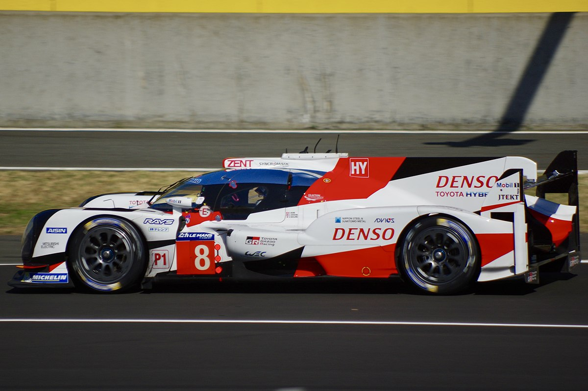 2018 24 hours of le mans wikipedia for Garage automobile le mans