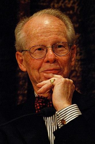 Oliver E. Williamson - Williamson in 2009