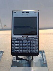 Nokia e61 Software