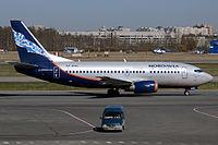 VP-BQL - B735 - Nordavia