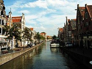 Alkmaar - Canal