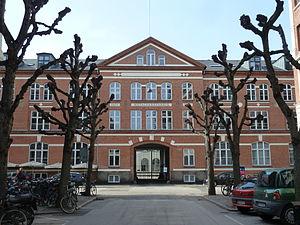 Ryesgade - No. 3: The former metal goods factory