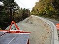 North Adams, Route 2 Repairs, Slope Stabilization, October 12, 2011 (6241329416).jpg