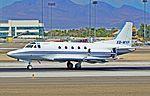 North American Rockwell NA-265 Sabreliner 65 XB-MYP (cn 465-50) (6171137443).jpg