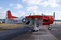 North American T-28B Trojan Navy RSide TICO 13March2010 (14596064491) (2).jpg