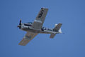 North American T-28C Trojan Sherry Berry Fourth Pass 02 TICO 13March2010 (14576482766).jpg