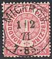 North German Confederation 1869 Mi16 MICKROW Feuser Pr 2147 01.jpg
