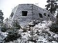 Northern Caponniere, Høytorp fort.JPG