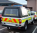 Northern Constabulary - Ford Ranger (Dog Section) (8278660077).jpg