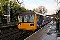 Northern Rail Class 142, 142048, Eccleston Park railway station (geograph 3795593).jpg
